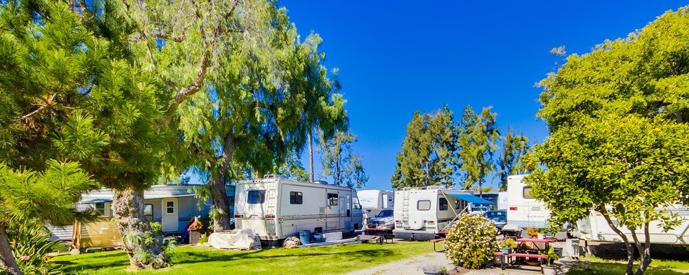 RV Parks in San Diego