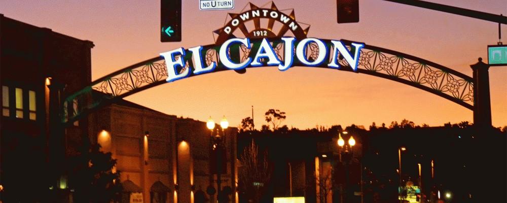 Downtown El Cajon