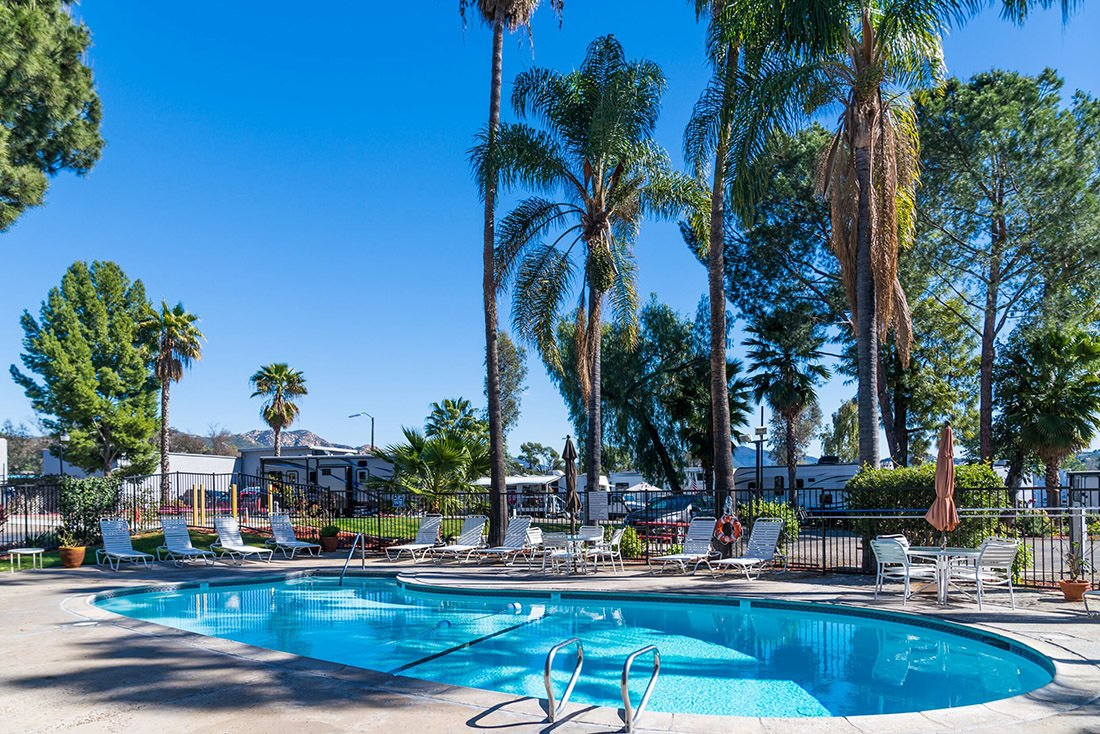 Vacationer RV Park in El Cajon