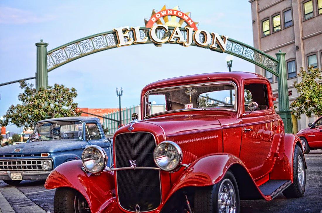 El Cajon Classic Car Show
