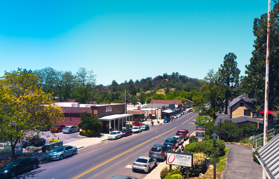 Julian California is a fun day trip when staying at